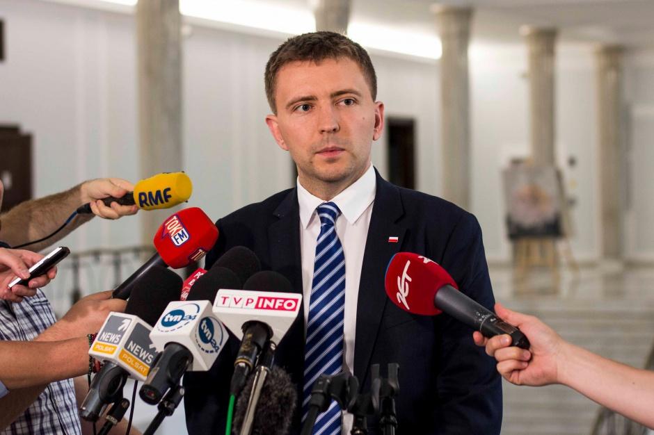 Łukasz Schreiber: Reprywatyzacja to krzywdy za które odpowiada Gronkiewicz-Waltz