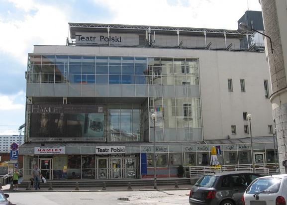 Wrocław, Teatr Polski: cichy protest artystów po wyborze dyrektora