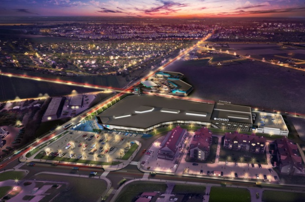 W Oławie powstanie wielkie centrum handlowe