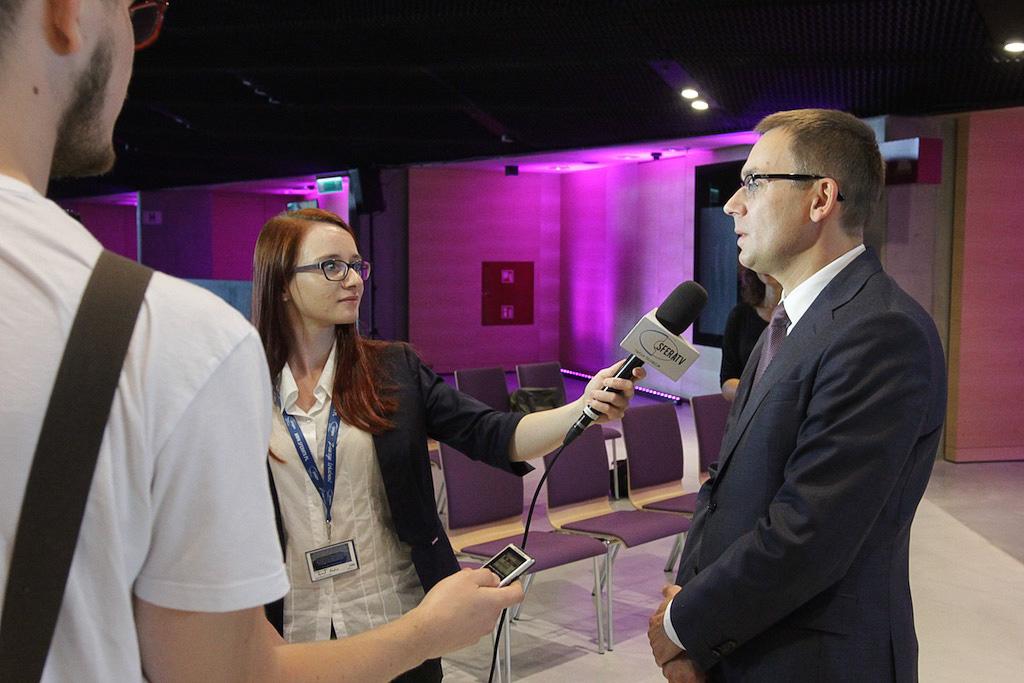 Chcemy istotnie zwiększyć liczbę odbywających się w obiektach imprez - zapowiada Wojciech Kuśpik (fot. PTWP)