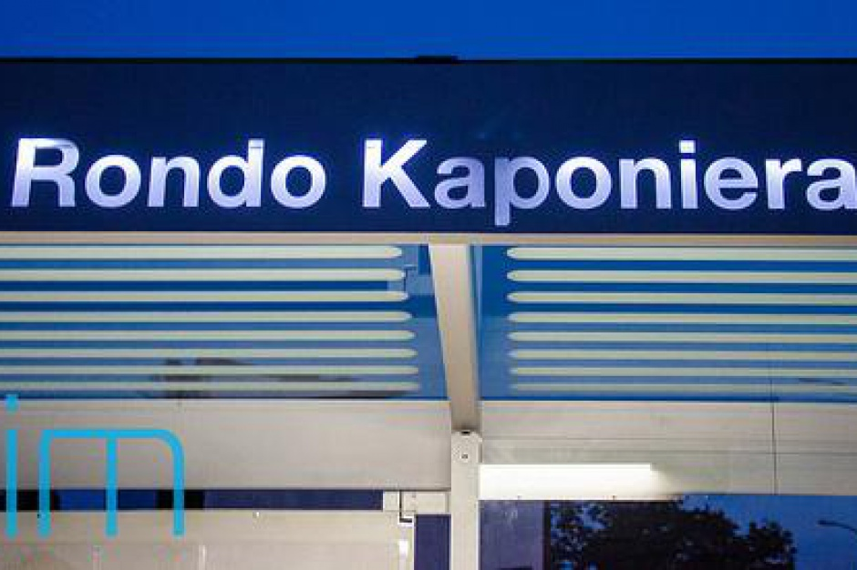 Poznań: rondo Kaponiera w końcu dostępne dla pojazdów i pieszych