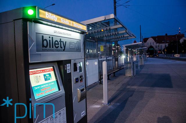 Kaponierę wyposażono w nowy System Informacji Miejskiej (fot. poznan.pl)