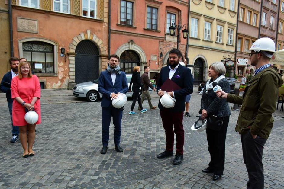 Muzeum Warszawy: otwarcie dla zwiedzających pod koniec maja 2017 r.