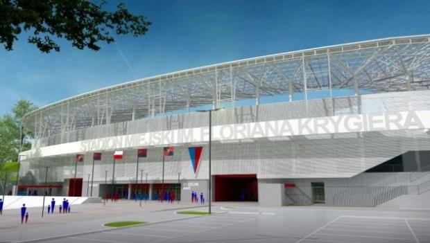 Budowa Stadionu Miejskiego im. Floriana Krygiera rozpocznie się na przełomie 2017/2018 r. (fot.szczecin.eu)