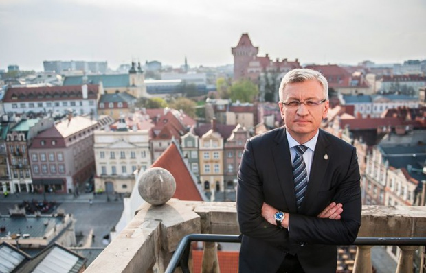 Jaśkowiak: Chciałbym odkorkować Poznań, ale to wymaga wyrzeczeń