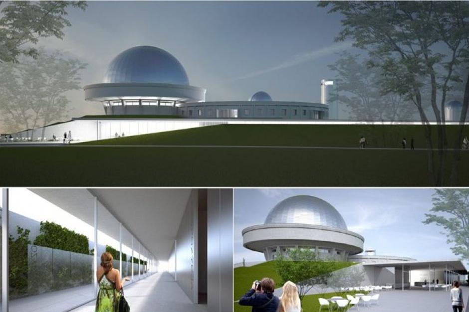 Wybrano projekt architektoniczny dla Planetarium Śląskiego
