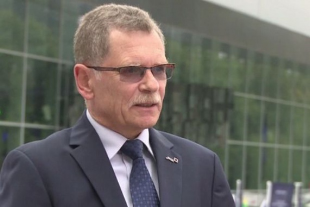 Włodzimierz Kocon, wiceprezes BGK (fot.newseria)