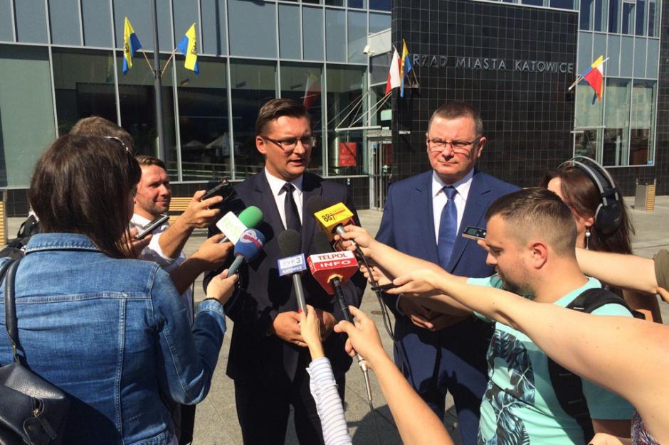 Katowice mają chrapkę na jedną z unijnych agend