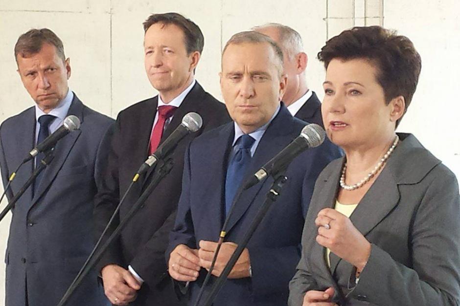 Gronkiewicz-Waltz odwołała dwóch wiceprezydentów Warszawy