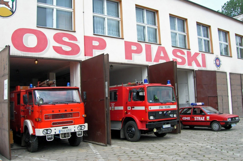 Emerytury z dodatkami dla członków OSP? Jest projekt