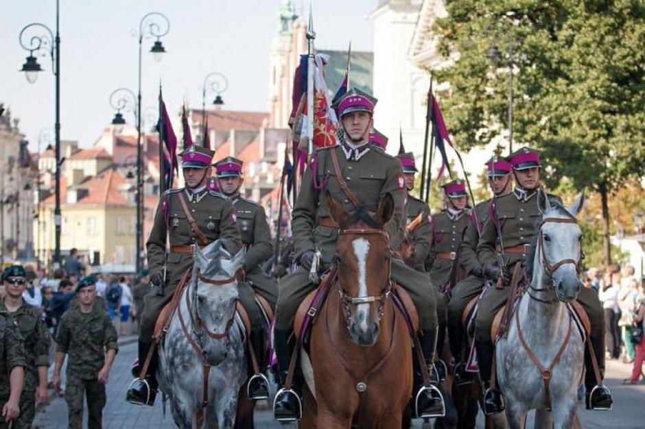 Święto Kawalerii Polskiej w Warszawie. W programie sporo atrakcji