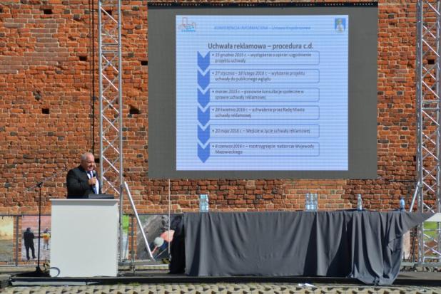 W Ciechanowie odbyła się konferencja na temat ustawy krajobrazowej