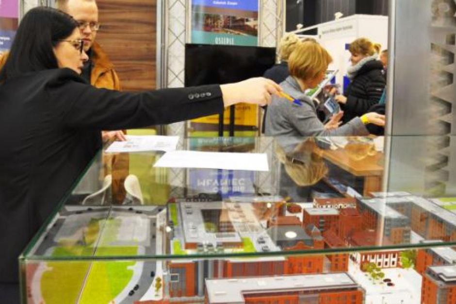 Gdańsk po raz kolejny wystawia się na targach mieszkaniowych