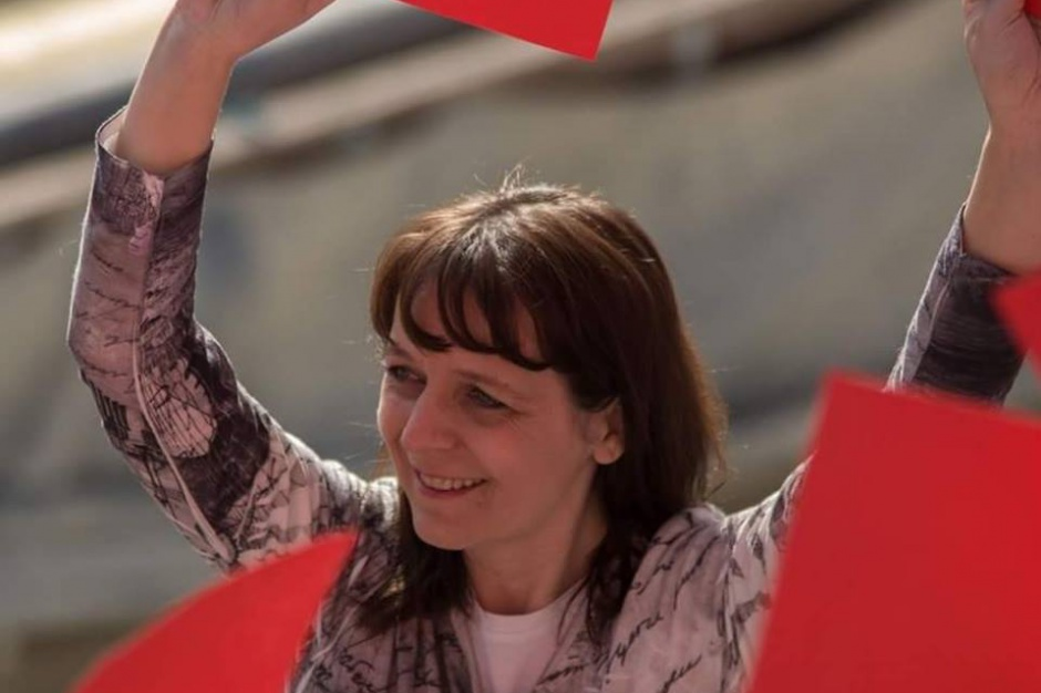 Solecka nową przewodniczącą KOD w województwie kujawsko-pomorskim