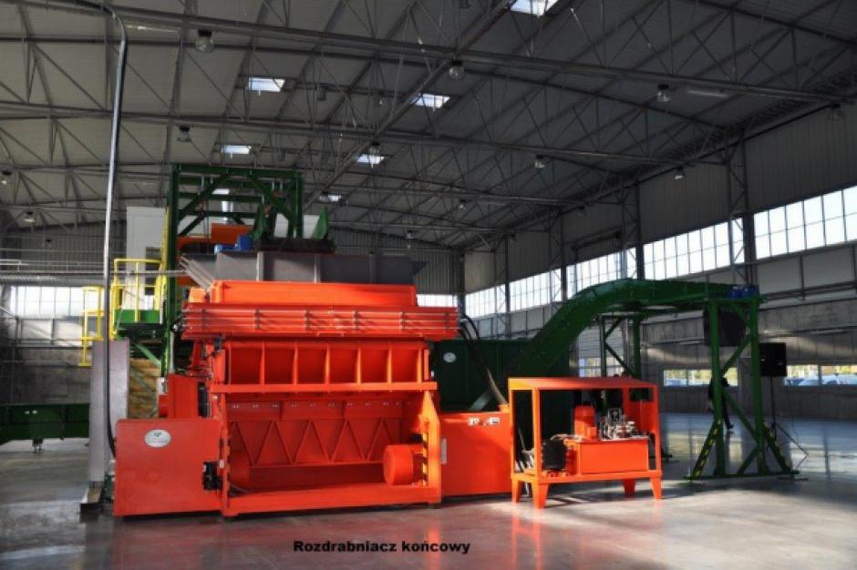 Zakład zagospodarowania odpadów w Hajnówce Top Inwestycją Komunalne Polski Wschodniej 2016
