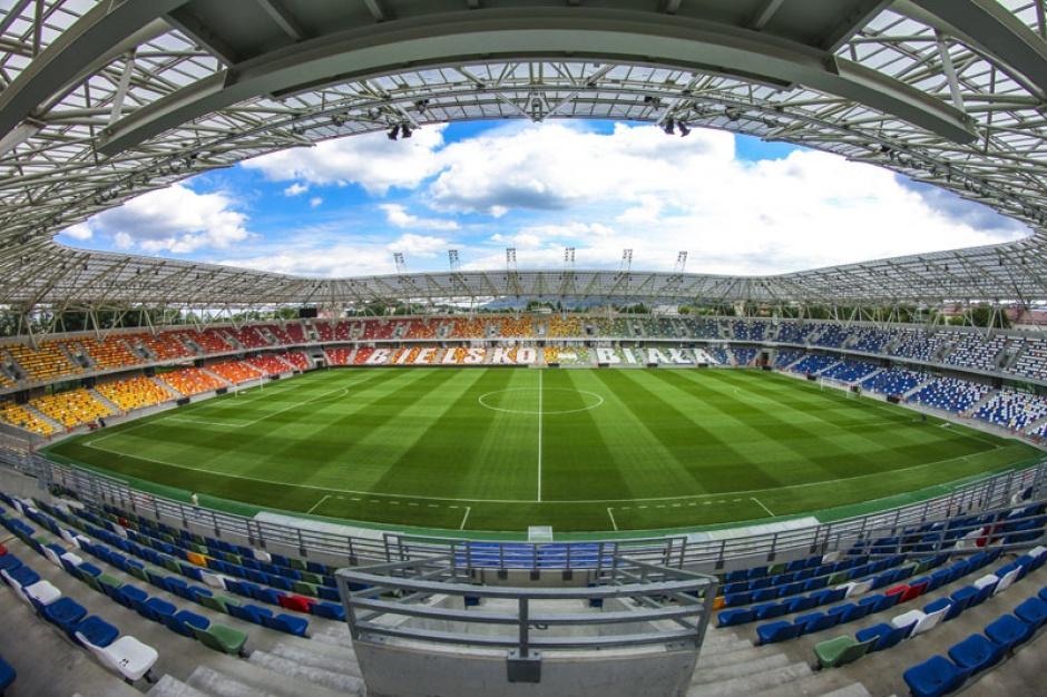 Bielsko-Biała: Znamy termin otwarcia stadionu. Znów opóźnienie