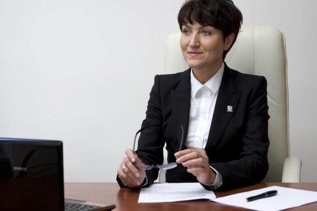 Marszałek woj. lubuskiego Elżbieta Polak (fot.elzbietapolak.pl)