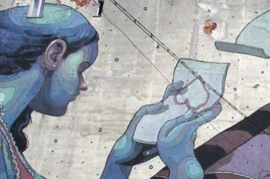 Łódź polską stolicą murali. Teraz chce iść dalej