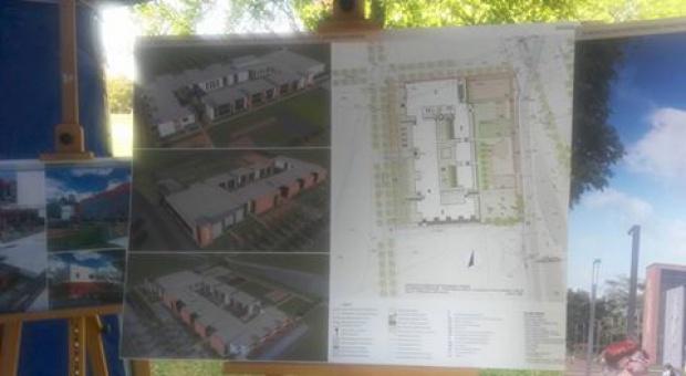 Projekt szkoły (fot:facebook)