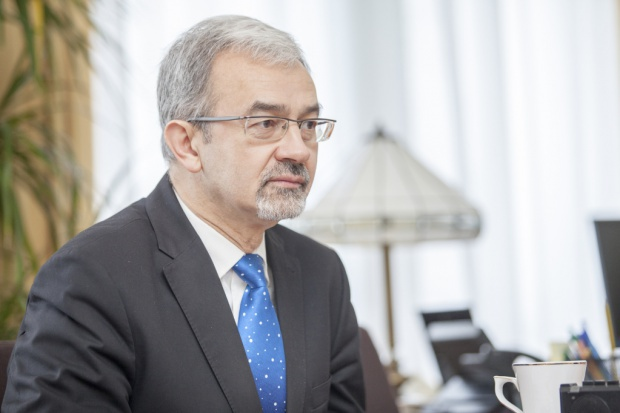 Wiceminister rozwoju Jerzy Kwieciński (fot.PTWP)