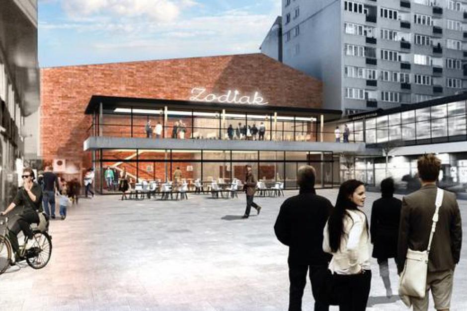 Warszawa. Pawilon Zodiak i jego otoczenie zostaną przebudowane