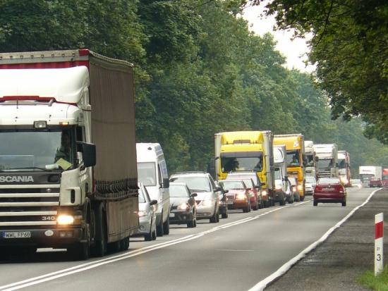 Wadowice nie zgadzają się na przebieg drogi Kraków - Bielsko-Biała