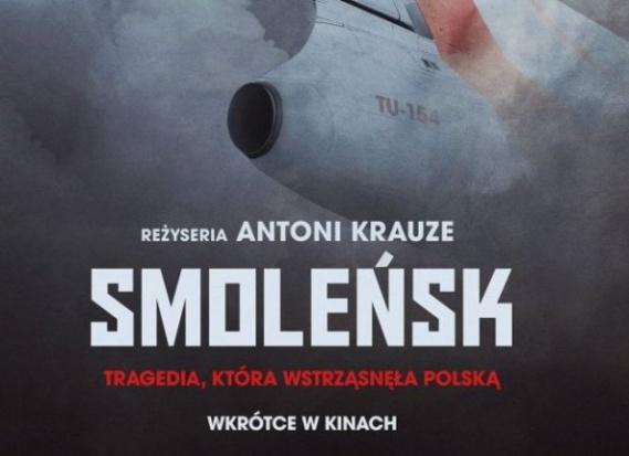 """Starostwo kupiło bilety na film """"Smoleńsk"""". Wyśle uczniów do kin"""