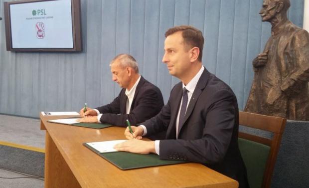 Porozumienie ws obrony polskiej szkoły. Ludowcy i związkowcy jednym głosem