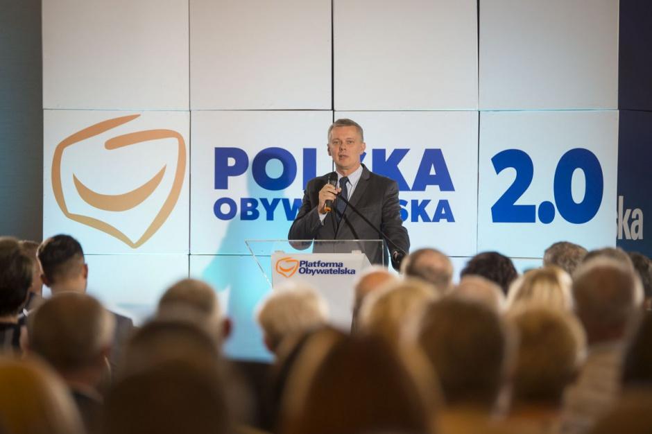 Jerzy Stępień z PO w Olszynie: Obecna władza (...) to zagrożenie dla samorządu