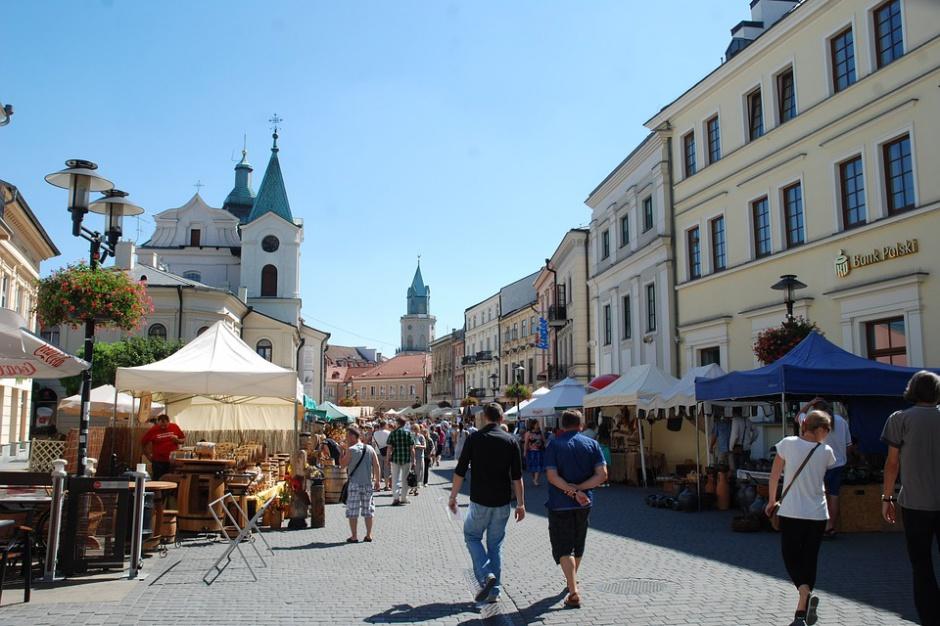 W województwie lubelskim spada bezrobocie