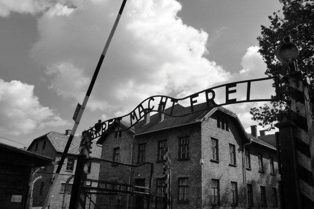 Nowe Centrum Obsługi Odwiedzających Muzeum Auschwitz w 2020 roku