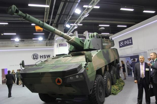 Polska Grupa Zbrojeniowa stawia na nowe technologie. Chce zwiększyć zatrudnienie