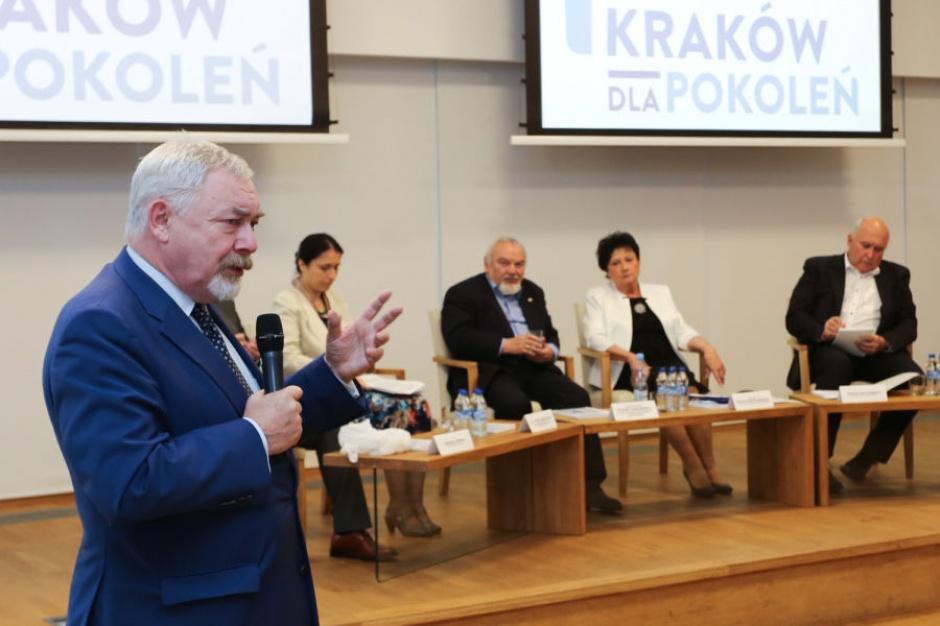 Kraków dla pokoleń. Debata oprzyszłości miasta