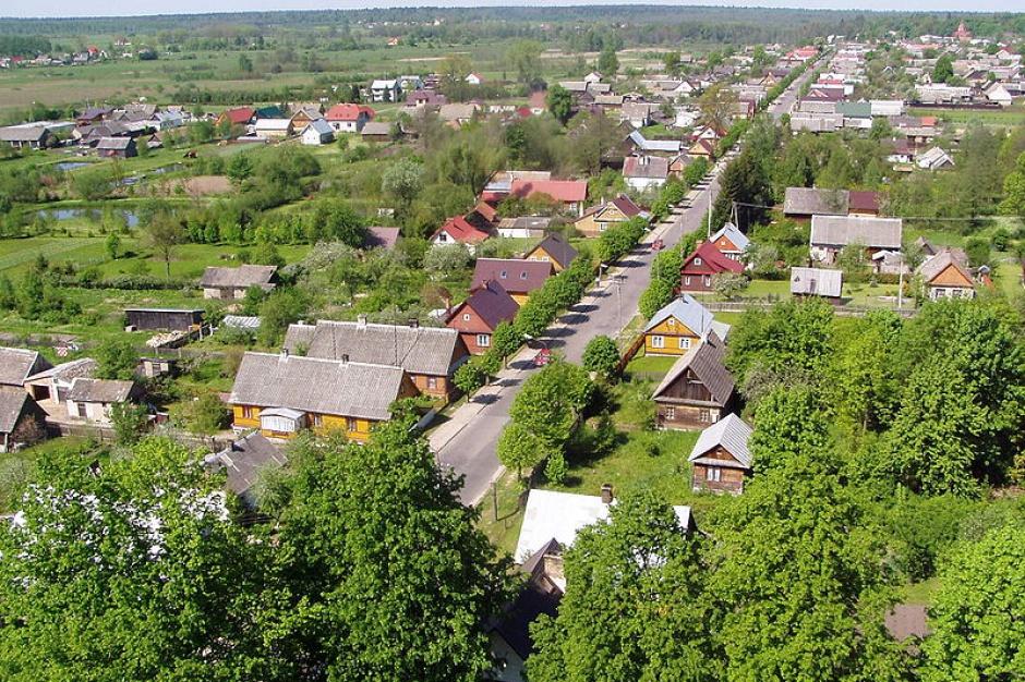 Podlaskie, Natura 2000: nabór wniosków na tworzenie miejsc pracy