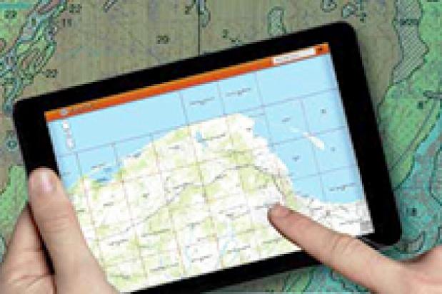 Darmowe mapy geologiczne dostępne dla wszystkich