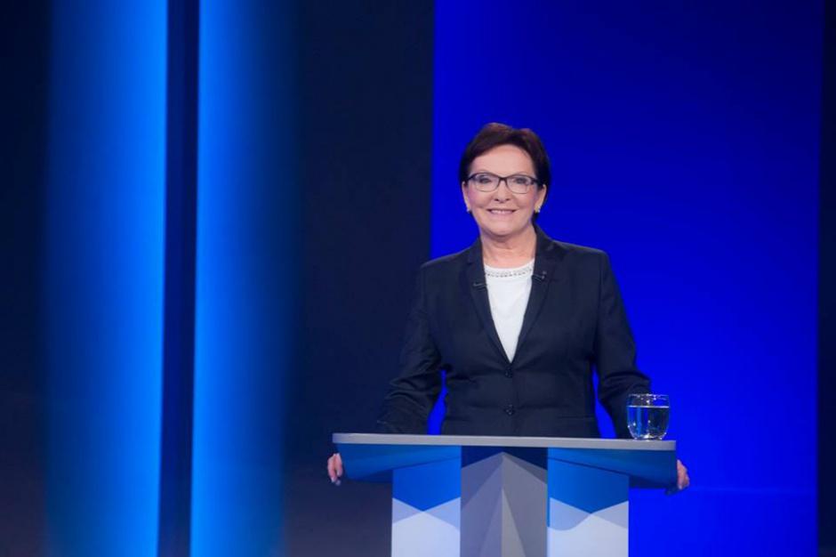 Ewa Kopacz zastąpi Hannę Gronkiewicz-Waltz?