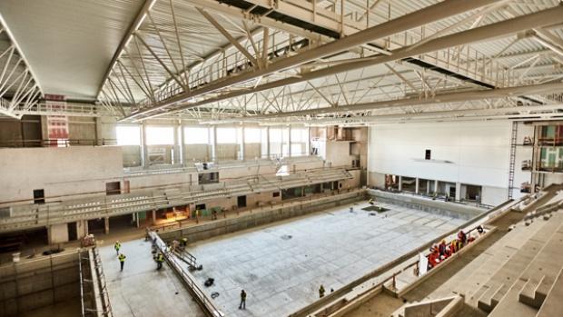 Łódź buduje sportowe obiekty za ćwierć miliarda