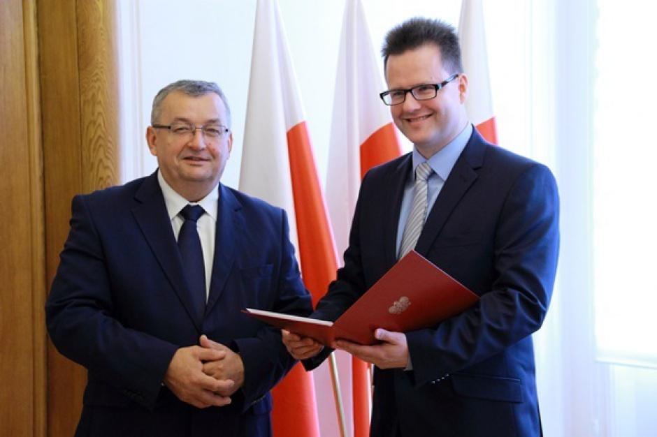 Andrzej Bittel: Nowy wiceminister odpowiedzialny za kolej