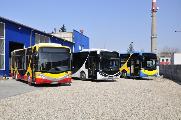 Autobusy dla Torunia: Ursus wygrał przetarg na dostarczenie pojazdów