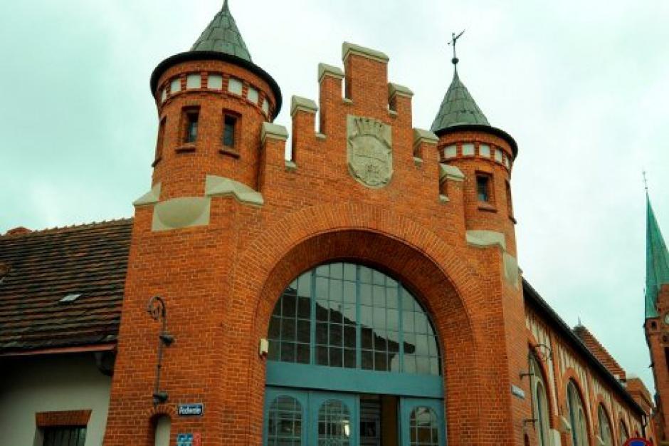 Bydgoszcz zamierza za5mlnzł kupić zabytkową halę