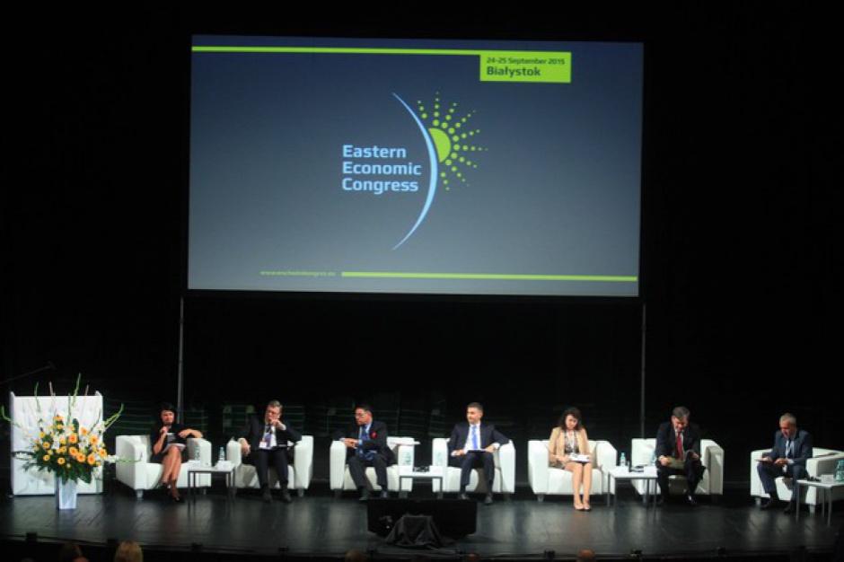Wschodni Kongres Gospodarczy 2016 już jutro. Zapraszamy do Białegostoku