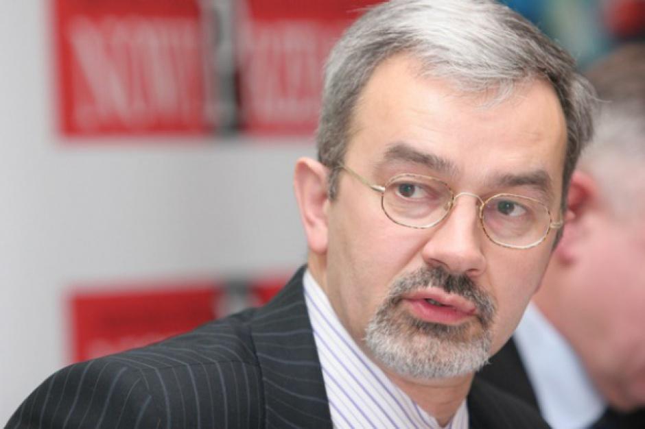 Kwieciński podkreślił, że takie miasta, jak Stalowa Wola mogą być nowymi ośrodkami wzrostu (fot. PTWP)