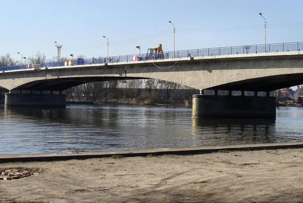 Szczecin: Most Cłowy na Odrze zostanie wyremontowany