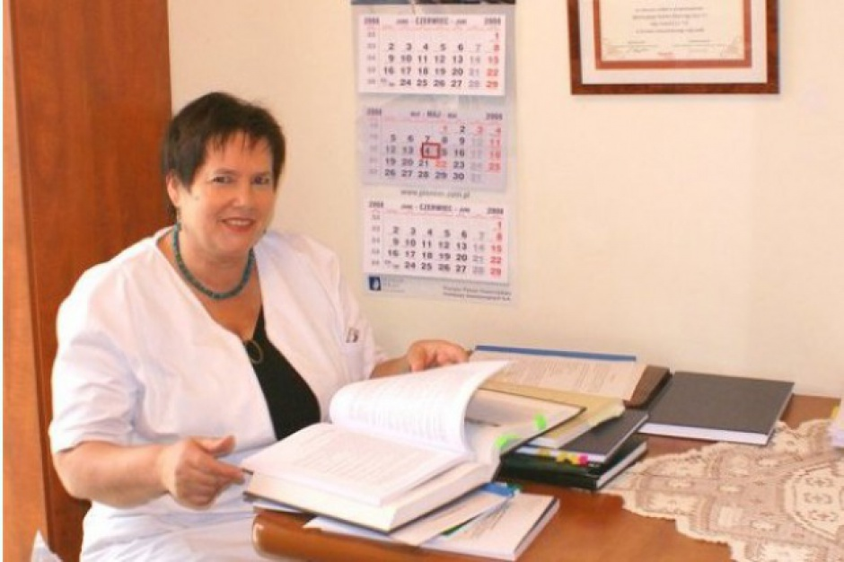 Starosławska - była dyrektor COZL będzie wykładowcą na PWSZ w Chełmie
