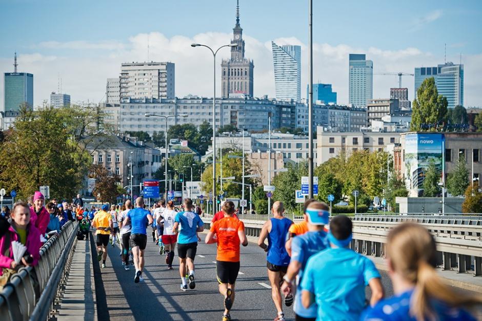 Warszawa, 38 PZU Maraton Warszawski: Jak będzie przebiegała trasa?