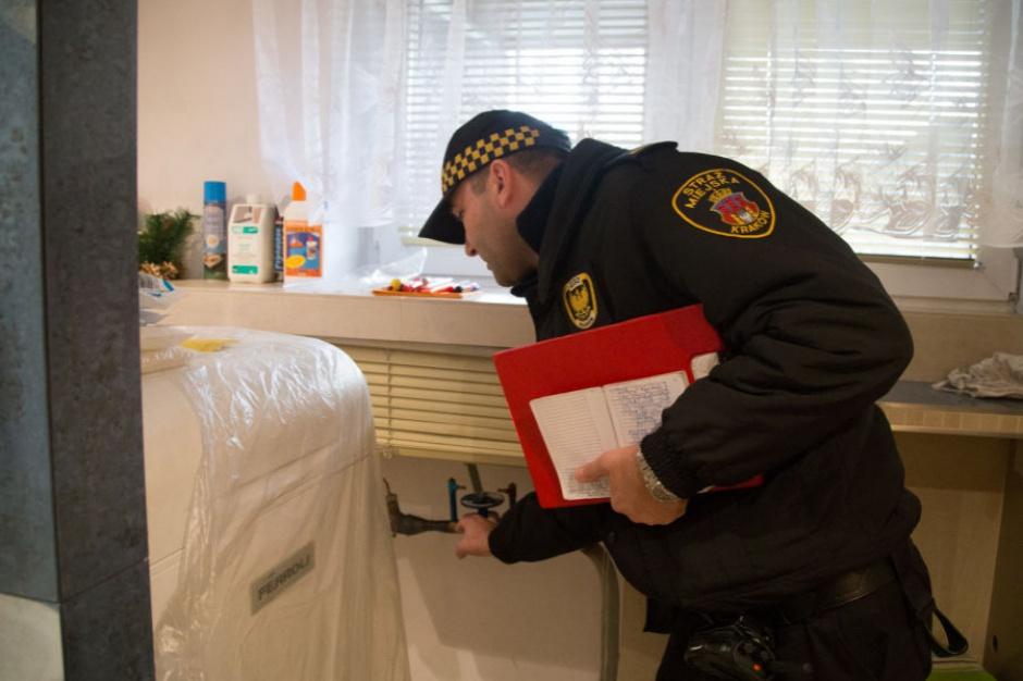 Kraków: strażnicy miejscy zaczną kontrole palenisk