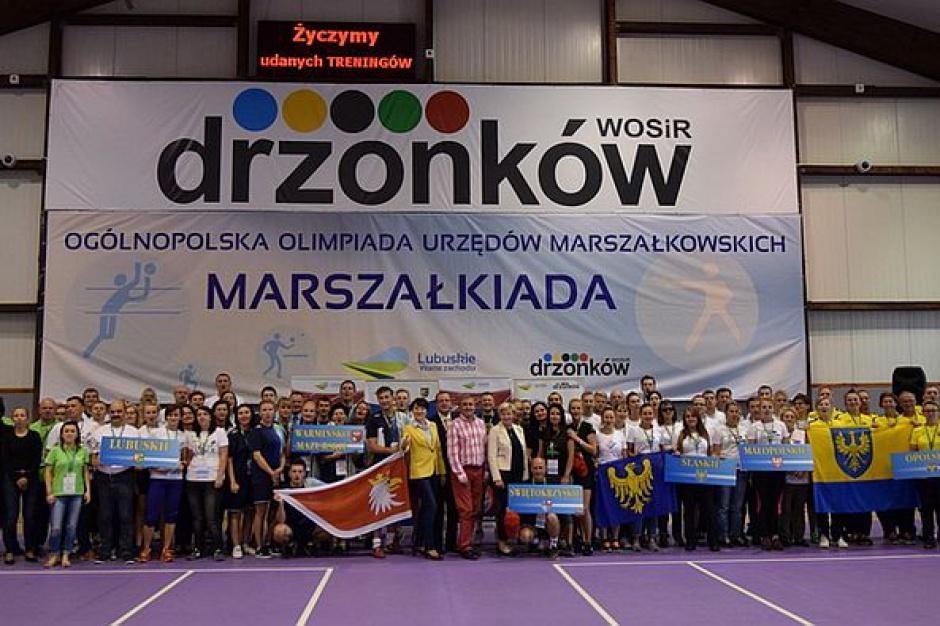 Marszałkiada 2016: pierwsza olimpiada urzędów marszałkowskich