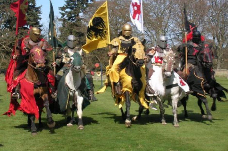 Inscenizacja bitwy pod Grunwaldem hitem turystycznym