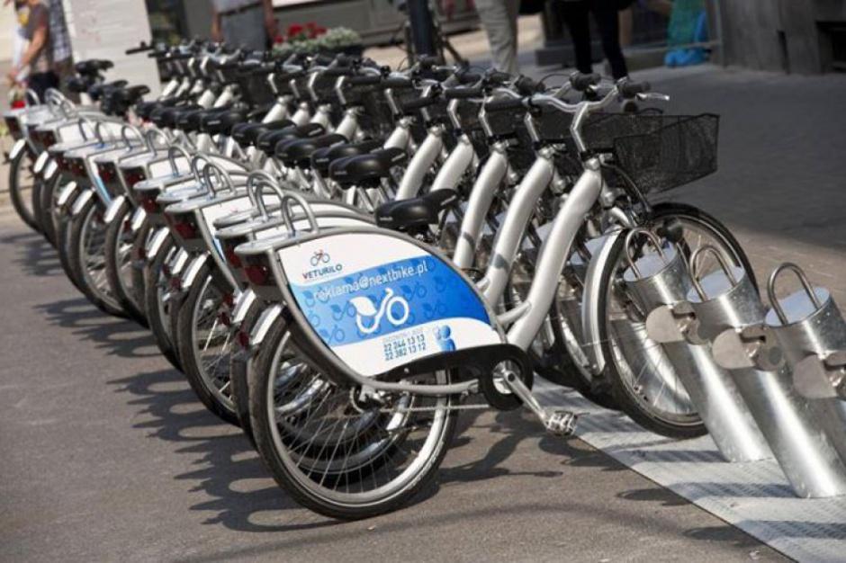 Rower miejski także w Radomiu. Od 2017 r. będzie można wypożyczyć rowery