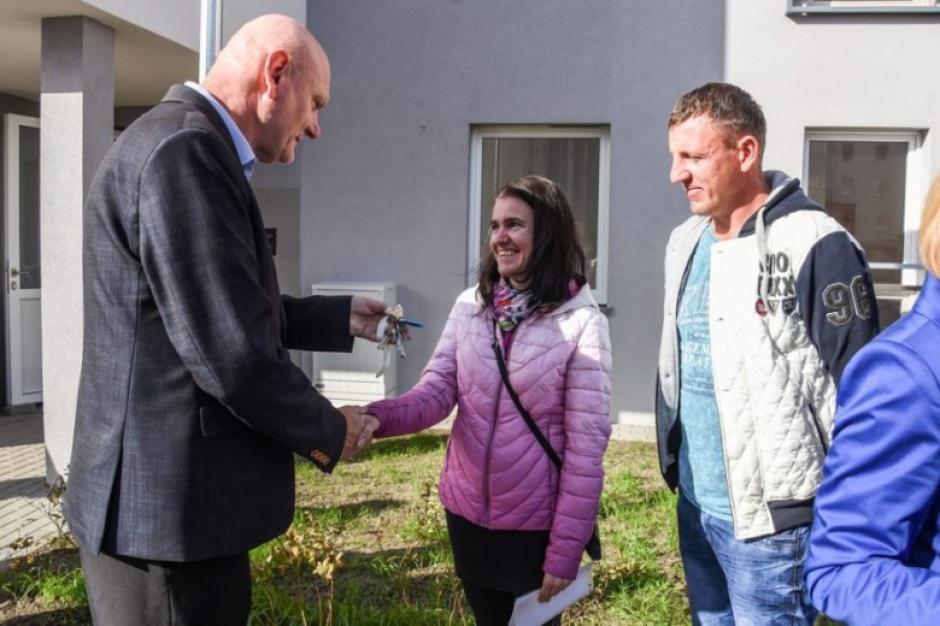Toruń wybudował 20 mieszkań komunalnych